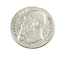 50 Centimes - Belgique - 1909 - TTB - Légende Fr.. - Argent - - 1865-1909: Leopold II