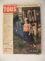 Revue> Lectures Pour Tous 1962 > L'Homéopathie, Les Bandits De L'arnaque & Autres Infos De Septembre > 123 Pages Complet - Informations Générales