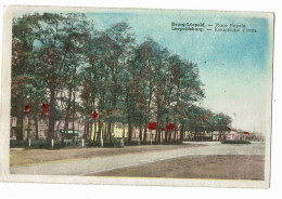 Leopoldsburg   Koninklijke Plaats - Leopoldsburg
