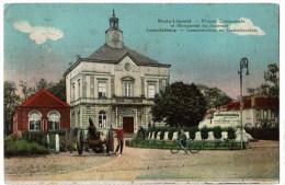 Leopoldsburg   Gemeentehuis En Gedenkteken - Leopoldsburg