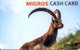 Carte Cadeau - Suisse - MIGROS - Gift Cards