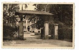 Buizingen  Sanatorium  Rose De La Reine    L'entree Du - Halle