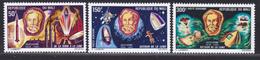 MALI AERIENS N°   90 à 92 ** MNH Neufs Sans Charnière, TB (D4667) Cosmos, Jules Verne, Précurseur De L'espace - Mali (1959-...)