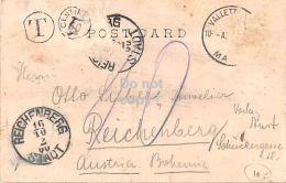 Malta Early Card - Publisher: Verlag Albert Aust Hamburg 1900 - Malta