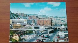 Sampierdarena - Raccordo Delle Autostrade - Genova (Genoa)