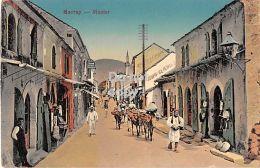 Mostar - Мостар Streetscene - Bosnia And Herzegovina