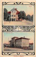 Bugojno - Pozdrav Iz Bugojna - Konak - Opcinski Ured 1912 - Bosnia And Herzegovina