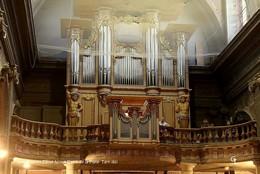 Castres (81)- Orgue De L'Eglise Notre-Dame De La Platé (Edition à Tirage Limité) - Castres