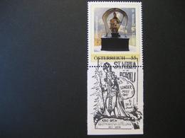 Pers.BM St. Nikola A.d. Donau, Sammelbüchse Mit Sonderstempel - Österreich