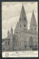 +++ CPA - SPA - L'Eglise Primaire - Desaix  // - Spa