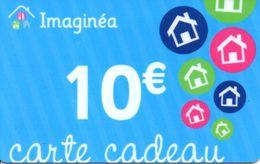 Carte Cadeau - Imaginéa 10€ - Gift Cards