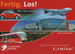 Flughafen DRESDEN - Aerodrome