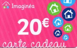 Carte Cadeau - Imaginéa 20€ - Gift Cards