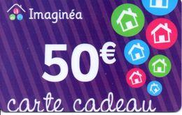 Carte Cadeau - Imaginéa 50€ - Gift Cards