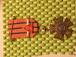 Medaille  / Medal - Avondvierdaagse  /  Four-day Walk ( 4 ) - The Netherlands - Medaglie