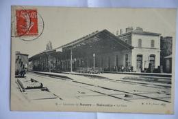 Environs De NEVERS-- SAINCAIZE-la Gare - Frankrijk