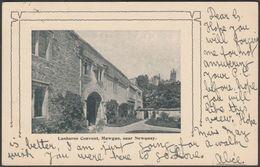 Lanherne Convent, Mawgan, Near Newquay, Cornwall, 1904 - U/B Postcard - England