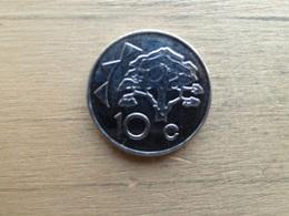 Namibie  10  Cents  2012  Km 2 - Namibie