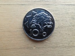 Namibie  10  Cents  2012  Km 2 - Namibia