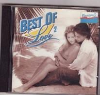 CD Best Of Love 2 Etat: TTB Port 110 Gr Ou 30gr - Compilations