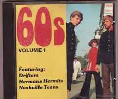 CD Compilation ANNEES 60 Etat: TTB Port 110 Gr Ou 30gr - Hit-Compilations