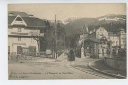 LE FAYET - Le Tramway Du Mont Blanc - Other Municipalities