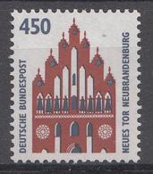 Allemagne Rep.Fed. 1992  Mi.:nr. 1623 Sehenswürdigkeiten  Neuf Sans Charniere / Mnh / Postfris - Neufs
