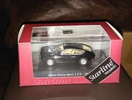 Starline Models - Lancia Fulvia Sport 1,3 S - 1969 - (Noire) - (Neuve En Boîte) - Carros