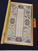 TRES BEL ANCIEN RELIQUAIRE Fin 19° SIECLE SAINT ALEXANDRE + CELESTIN + DENIS + VICTOIRE - Religion & Esotérisme