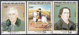 Congo N° 667/69 YVERT OBLITERE - Congo - Brazzaville