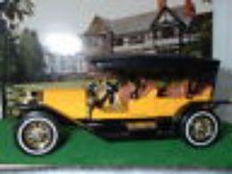 Matchbox Models Of Yesteryear 1912 Simplex - Matchbox