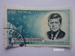 N°658 - J. F. Kennedy - Monaco