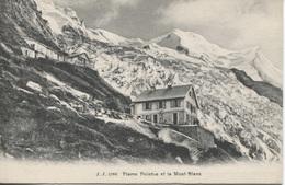 Chamonix Pierre Pointue Et Le Mont-Blanc - Chamonix-Mont-Blanc