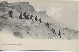Chamonix Passage Des Echelles Aux Grands Mulets - Chamonix-Mont-Blanc