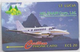 ST. LUCIA - HELENAIR - 15CSLA - Saint Lucia