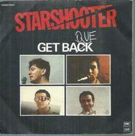 "45 Tours SP - STARSHOOTER - PATHE 14536 -   "" GET BAQUE "" +  1 - Vinyl Records"
