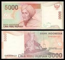 ID (b) - 2014 - 5000 Rupiah (UNC) - Indonesia