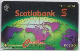 ST. LUCIA - SCOTIABANK - 16CSLA - Saint Lucia
