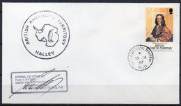 British Antarctic Territory - 1987 - Yvert N° 152 - Edmond Haley - Territoire Antarctique Britannique  (BAT)