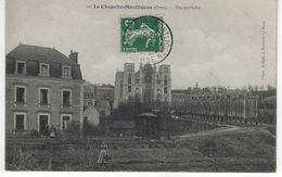 CPA 61 ( Orne ) - LA CHAPELLE MONTLIGEON - Vue Partielle - Frankreich