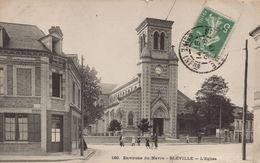 BLEVILLE : L'Eglise - Sonstige Gemeinden