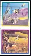 CHAD 1996. DINOSAURS. 2SH.  MNH - Chad (1960-...)