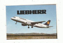 Autocollant , AVIATION & ESPACE , LIEBHERR , Lufthansa - Aufkleber