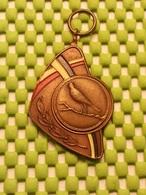 Medaille  / Medal -duiven Sport - E.K 1962 /  Pigeon Sport - E.K 1962 - The Netherlands - Medaglie