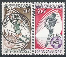 Congo N° PA 179/80 YVERT OBLITERE - Congo - Brazzaville