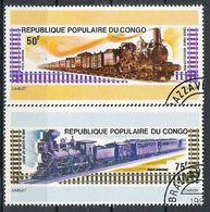 Congo N° PA 206/07 YVERT OBLITERE - Congo - Brazzaville