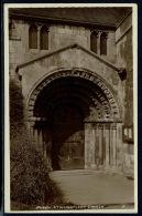 RB 1186 -  Real Photo Postcard - The Porch Stillingfleet Church Near Selby Yorkshire - Otros