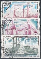 Congo N° PA 218/19 221 YVERT OBLITERE - Congo - Brazzaville