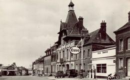 BOSC-LE-HARD : Place De La Mairie - Autres Communes