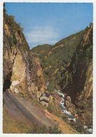 Valls D'Andorra       Tunnels Sur La Route De La Massana - Andorra